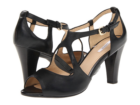 Pantofi Geox - D Marieclaire Hig. S. 3 - Black