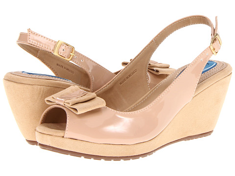 Sandale Fitzwell - Cocha - Nude Patent