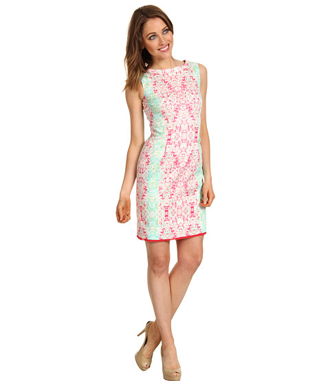 Rochii Elie Tahari - Holly Dress - Painted Lady