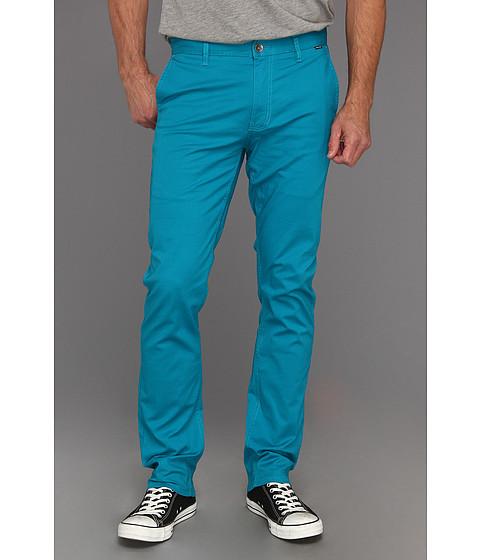 Pantaloni Hurley - Corman 2.0 Pant - Peacock