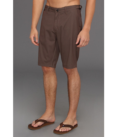 Pantaloni Fox - Hydrocrack Hybrid Short - Dark Brown
