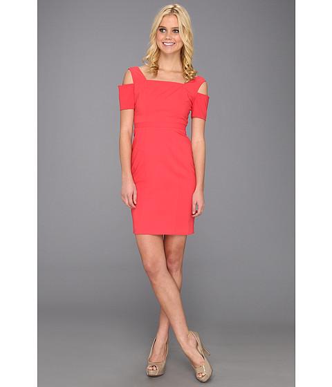 Rochii BCBGMAXAZRIA - Ann Woven City Dress - Lipstick Red