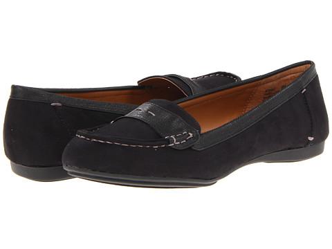 Pantofi Mootsies Tootsies - Shae - Black Suede