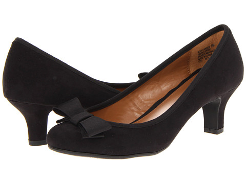 Pantofi Mootsies Tootsies - Olliander - Black Soft Suede