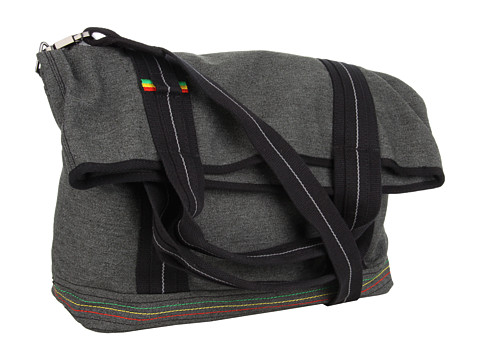 Genti de voiaj House of Marley - Lively Up Foldover Tote - Midnight
