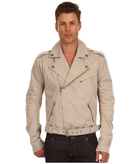 Jachete Pierre Balmain - Biker Jacket - Khaki