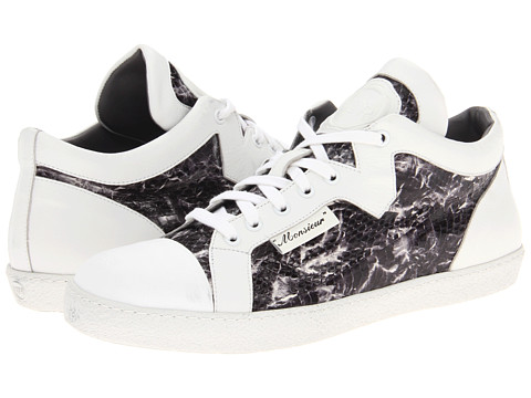 Adidasi Viktor & Rolf - Low Top Trainer - Black/White