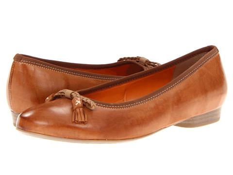 Balerini ara - Peta - Tan Leather
