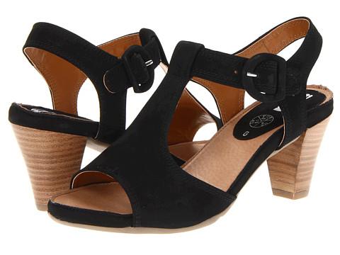 Sandale ara - Rapunzel - Black Nubuk