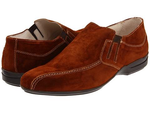 Pantofi Bacco Bucci - Parros - Chestnut