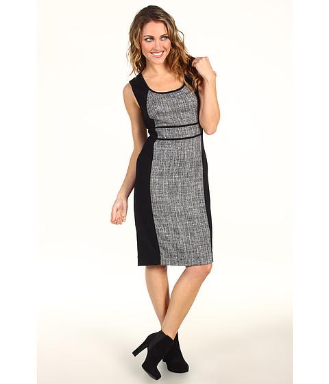 Rochii NIC+ZOE - Tweed and Ponte Dress - Multi