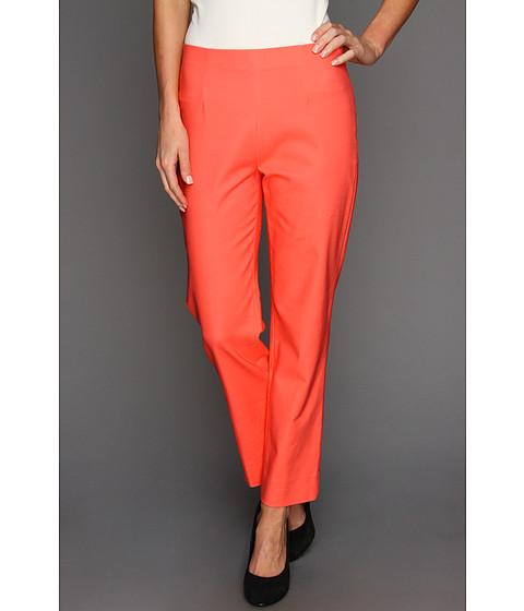 Pantaloni NIC+ZOE - The Perfect Pant - Side Zip Ankle - Flamingo