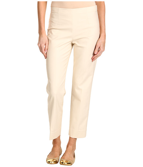 Pantaloni NIC+ZOE - The Perfect Pant - Side Zip Ankle - Sandshell