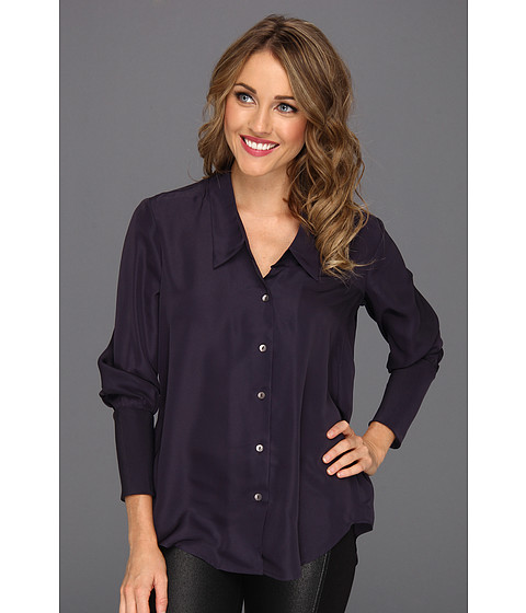 Bluze NIC+ZOE - Modern Blouse - Night Shade