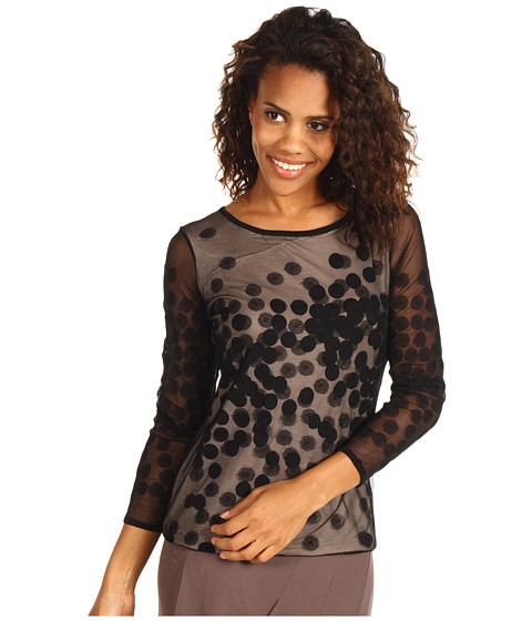 Bluze NIC+ZOE - Spot On Embroidered Top - Multi