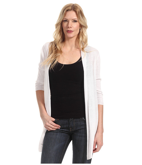 Pulovere NIC+ZOE - Fresh Must Have Cardy - Milk White