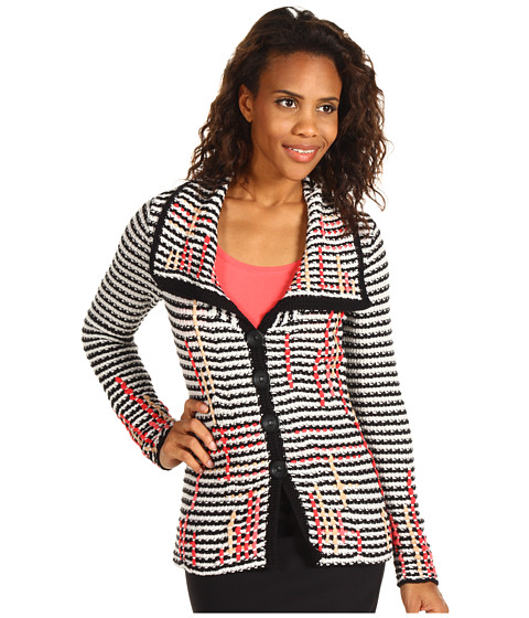 Pulovere NIC+ZOE - Stitched Up Cardy - Multi