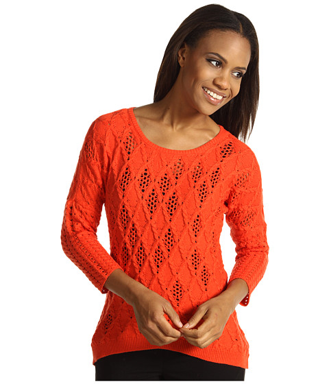 Pulovere NIC+ZOE - Textured Top - Sunglo
