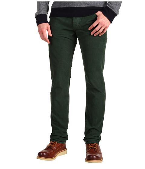 Pantaloni Vince - Corduroy Five Pocket Pant - Bluegrass