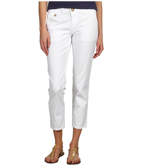 Pantaloni Sanctuary - Everyday Boyfriend - White