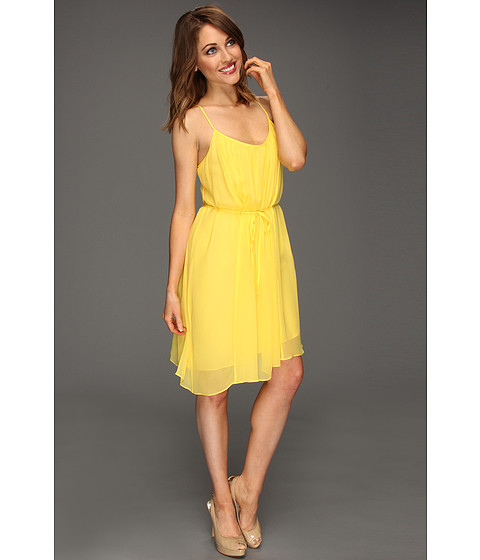 Rochii Susana Monaco - Anais Dress - Lemon Drop