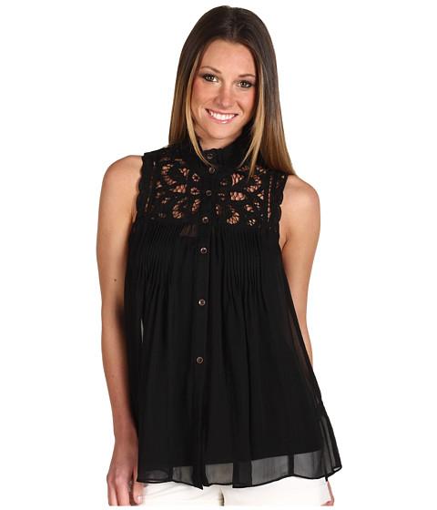 Bluze Miha - Dinah Top - Black
