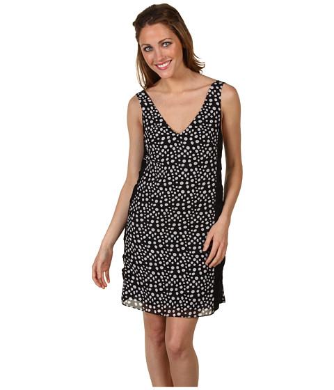 Rochii Miha - Aster Mini Dress - Black/White