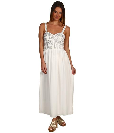 Rochii Miha - Coachella Dress - Alabaster