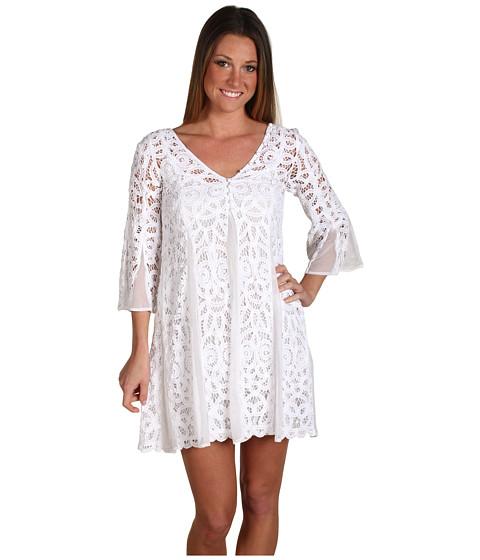 Rochii Miha - Mesa Lace Dress - White