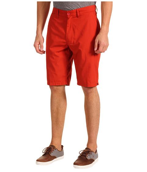 "Pantaloni Quiksilver - Rockefeller 22\"" Walkshort - Brick Red"
