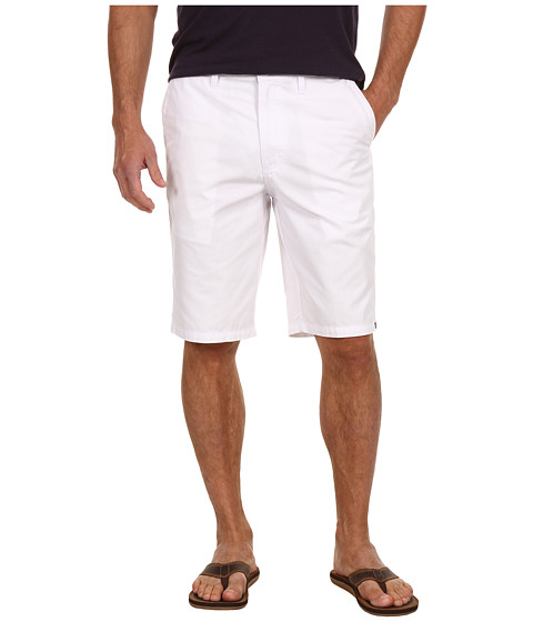 """Pantaloni Quiksilver - Rockefeller 22\"""" Walkshort - White"""