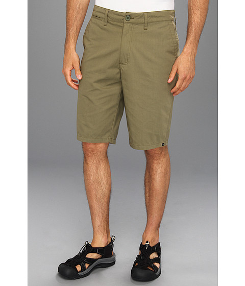 "Pantaloni Quiksilver - Rockefeller 22"" Walkshort - Fatigue Green"