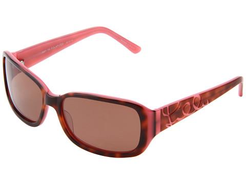 Ochelari Lilly Pulitzer - Amy - Tortoise Pink Laminate/Rose Brown Polarized