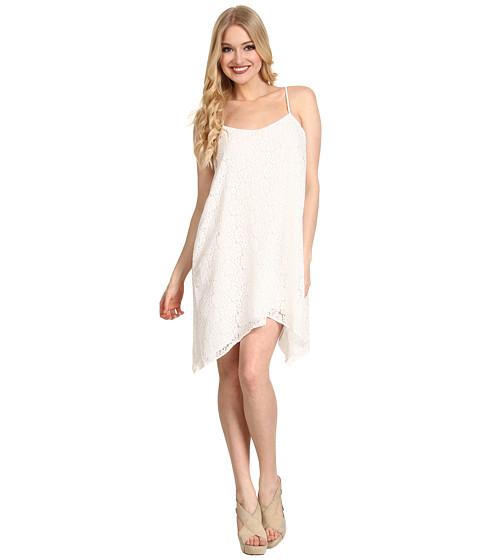 Rochii BCBGeneration - Low Back Lace Dress - White