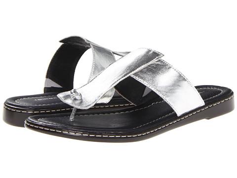 Sandale Donald J Pliner - Glide - Silver Metallic Kid
