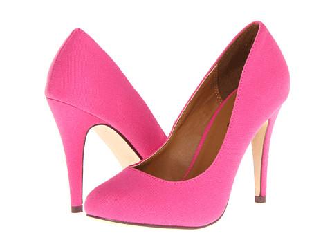 Pantofi Michael Antonio - Lydia-Canvas - Pink