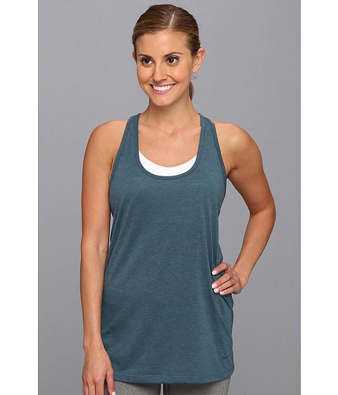 Bluze Nike - Flow Tank - Nite Factor Heather/Night Factor