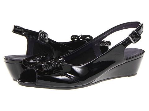 Sandale Vaneli - Esin - Black Fodervern Patent