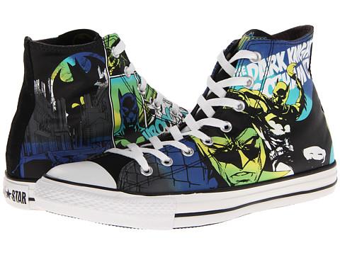 Adidasi Converse - Chuck Taylorî All Starî Hi - DC Comicsâ⢠- Batman 2