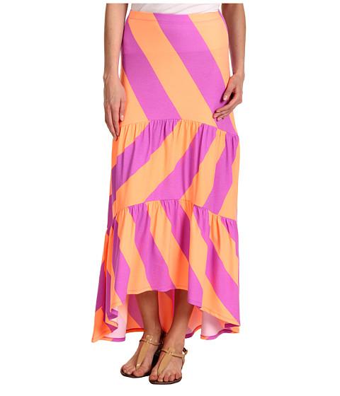 Fuste Lilly Pulitzer - Canyon Skirt - Sunrise Orange