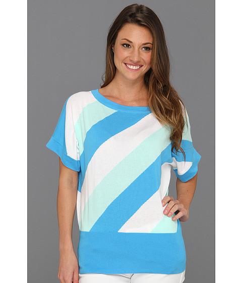 Bluze Lilly Pulitzer - Terrace Sweater - Flutter Blue