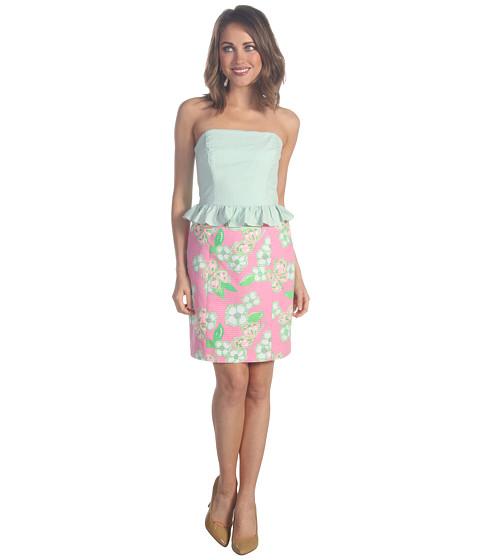 Rochii Lilly Pulitzer - Lowe Dress - Pretty Pink Tootie