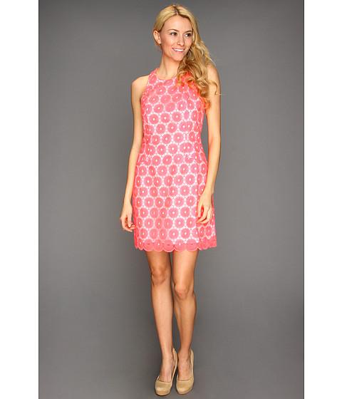 Rochii Lilly Pulitzer - Pearl Dress - Fiesta Pink
