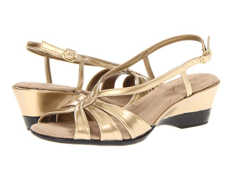 Sandale Soft Style - Destiney - Gold Pearlized Patent