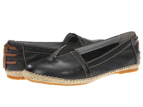 Balerini Hush Puppies - Coppelia A-Line - Black Leather