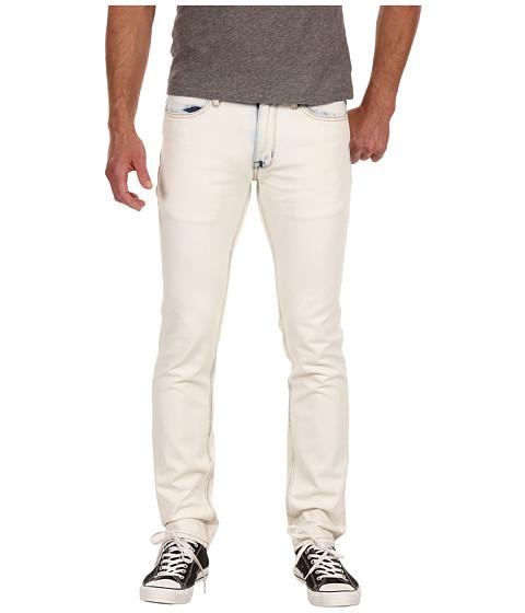 Pantaloni DKNY - Williamsburg Jean in Alden Bleached - Alden Bleached White Wash