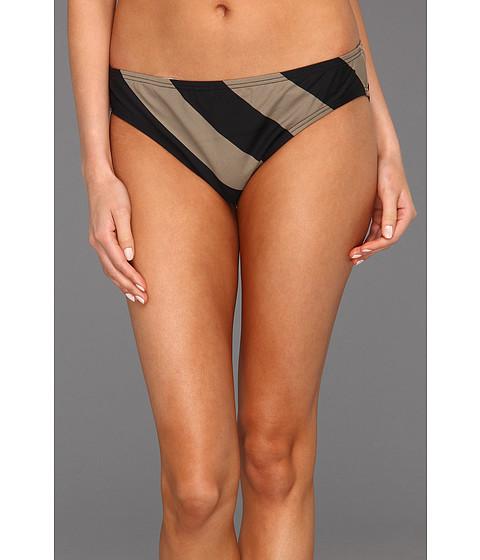 Costume de baie DKNY - Chic Stripes Classic Bottom - Antique