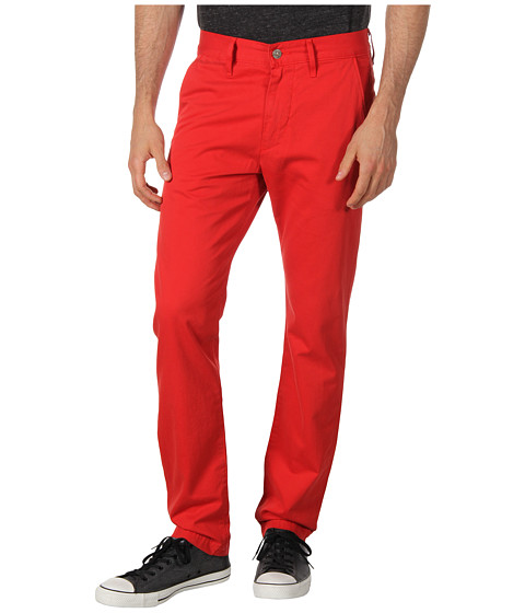 Pantaloni 7 For All Mankind - The Chino - Passion Red