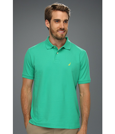 Tricouri Nautica - Performance Deck Shirt - Spiner Green