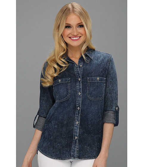 Bluze AG Adriano Goldschmied - Collette Shirt - Wave